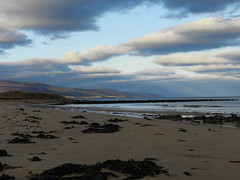 Dramatic Clouds, Brora Beach, Brora, Sutherland, March 2012, Explored#133 photo by allanmaciver
