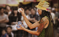 street performer photo by .russel.