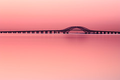 Robert Moses Causeway at Sunrise photo by Bill'sLIPhotos