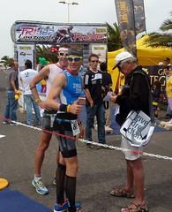 Tri:122 Triathlon  2012 in Costa Teguise - Lanzarote photo by Sands Beach Active Lanzarote