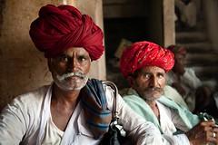 Incredible India | Rajastan portrait | Beautifull men photo by galibert olivier
