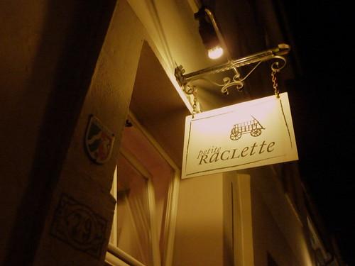 Petite Raclette