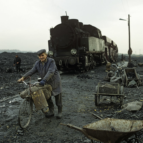 Coalpicker, kwk Jowisz photo by Keighley Bee