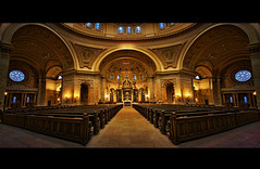 cathedral of saint paul - st. paul, minnesota photo by Dan Anderson.