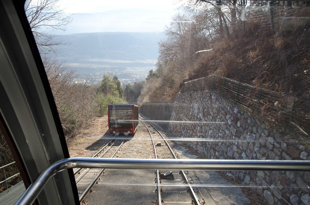 mit der Mendelbahn