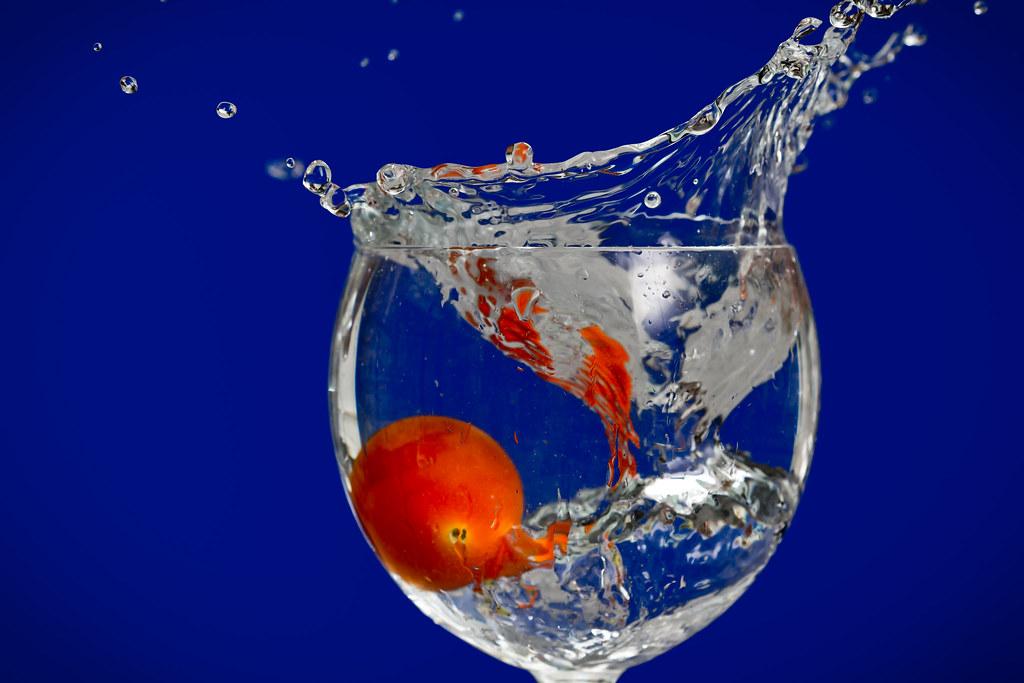 day 137 - cherry tomato (explore 2012_02_09) photo by AlexTurton
