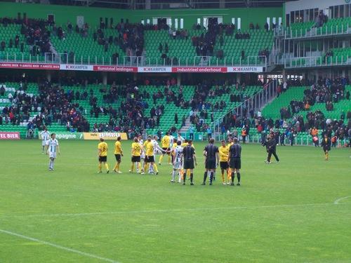 7079860587 1bd68669ae FC Groningen   Roda JC 0 1, 15 april 2012