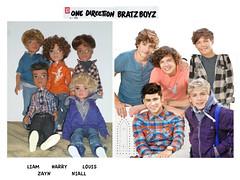 one direction bratz boy band photo by 1st ♥ Bratz Boyz