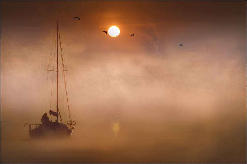 Sailing Away photo by adrians_art