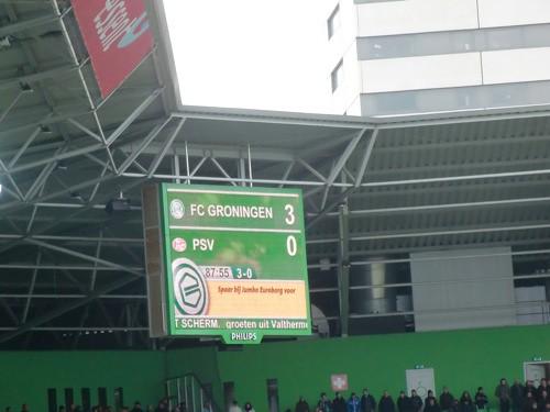 6902666951 80bc11cb90 FC Groningen   PSV 3 0, 19 februari 2012