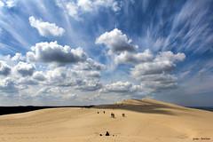 dune du pyla photo by yfic1942
