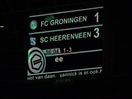 6886680608 b20480f33c FC Groningen   SC Heerenveen 1 3, 31 maart 2012