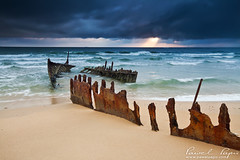 dicky beach photo by Pawel Papis Photography