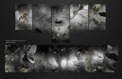 <歪腰>視訊美術 - 五月天<諾亞方舟>世界巡迴演唱會 photo by Fang Chun