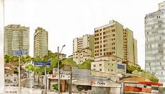 Rua A.Jacomino.São Paulo- Brasil photo by fabien.denoel