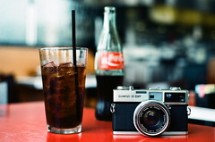 35 SP & MEXICAN COKE photo by La Branĉaro