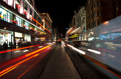 Oxford Street rush - London (2012) photo by »WOLFE«