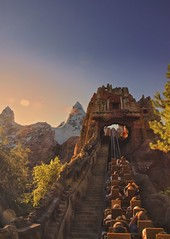 Expedition Everest - Disney's Animal Kingdom photo by Fab05