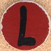 Cardboard Letter L