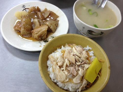 20120225 劉里長雞肉飯@嘉義