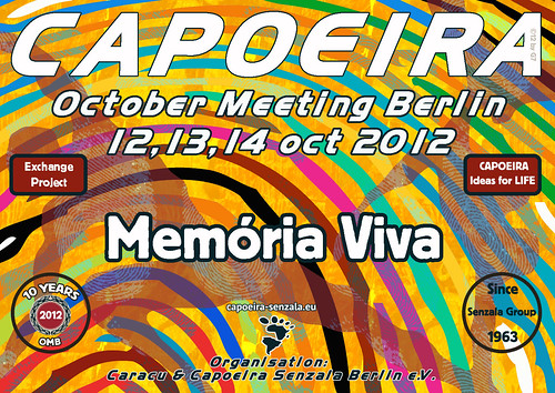 10th edition and anniversary of October Meeting Berlin