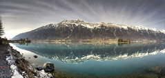 HDR Panorama Iseltwald by Brienzersee... (Explored) photo by Hans Kool