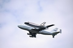Discovery Flyover photo by Karon