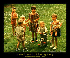cool and the gang -B- photo by <rs> snaps