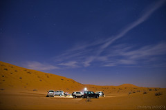 Desert Night photo by TARIQ-M