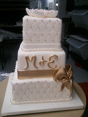 Wedding Cake photo by Mighty Fine Cakes