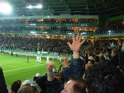 6863211493 45a51a386f FC Groningen   AZ 3 1, 20 april 2006 (Play Offs)