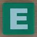 Spelling Bricks letter E