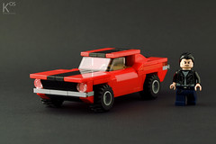 Ford Mustang Classic photo by KOS brick
