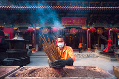 Incense photo by TGKW