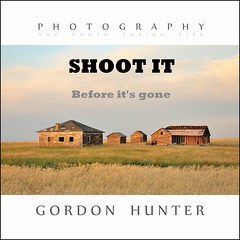 Book (self-published) photo by Gordon Hunter