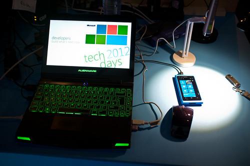 Techdays Setup