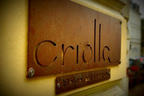 Criolla - Kleine Patisserie