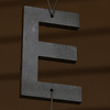 Twenty-Nine Palms Letter E