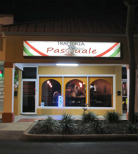 Pasquale's Trattoria Opening Night