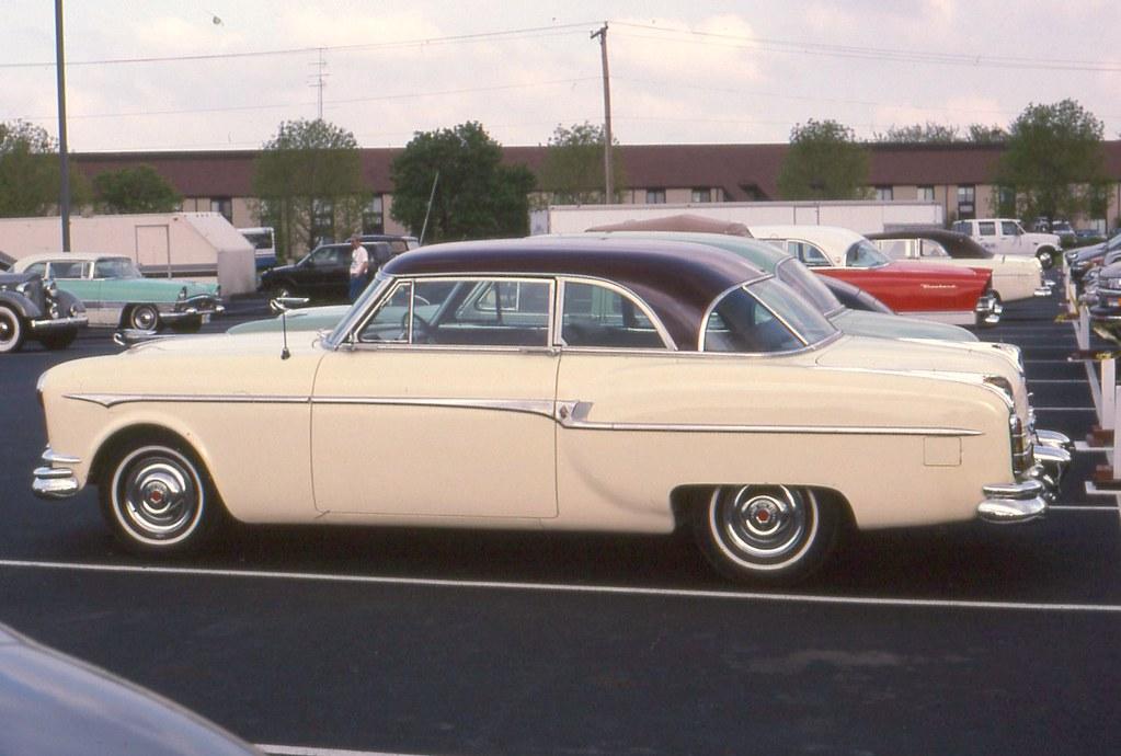 1953 Packard Mayfair hardtop photo by carphoto