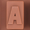 Ice Tray Letter A