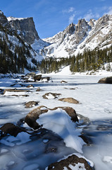 Dream Lake photo by Julie Rideout