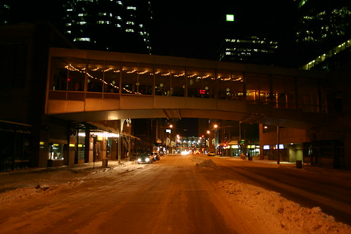 Blink Edmonton: Pedway Pop-up