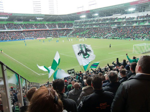 6902669097 166fcd8551 FC Groningen   PSV 3 0, 19 februari 2012