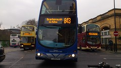 Up close and personal photo by MTBP / Yorkshire Bus Spotters (Nelboy York)