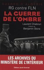 LA GUERRE DE L'OMBRE - Laurent CHABRUN
