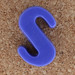Magnetic letter s
