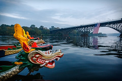 Dragon boats photo by Jackpicks