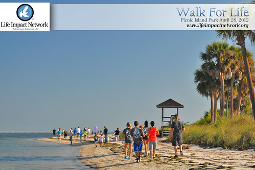 Life Impact Walk For Life 2012