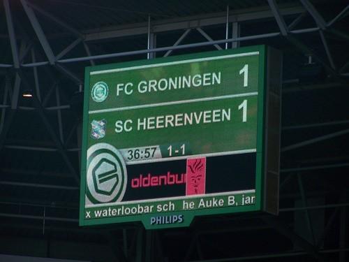 7032778037 0e667a3dfb FC Groningen   SC Heerenveen 1 3, 31 maart 2012
